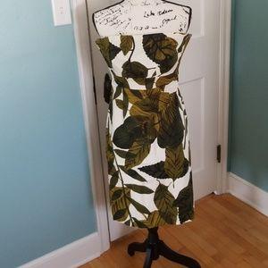 New York & Co strapless dress